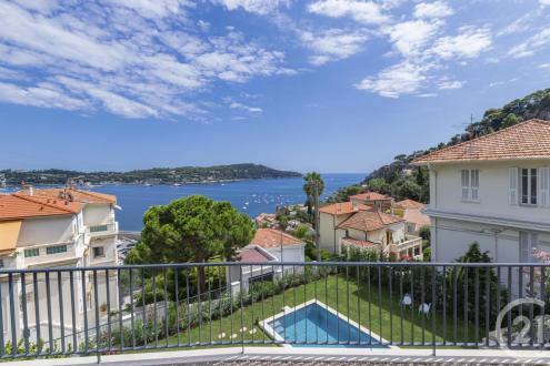 Maison de luxe à vendre VILLEFRANCHE SUR MER, 125 m², 3 Chambres