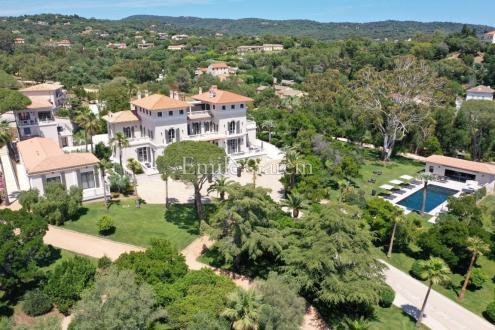 Luxus-Haus zu vermieten LA CROIX VALMER, 1000 m², 11 Schlafzimmer,