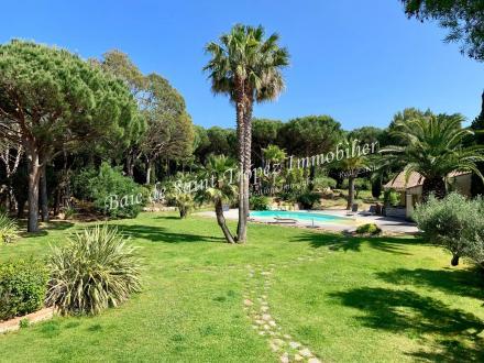 Villa de luxe à vendre RAMATUELLE, 450 m², 9 Chambres, 3990000€