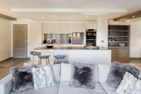 Новые апартаменты класса люкс на продажу  Ле-Же, 110 м², 4 Спальни