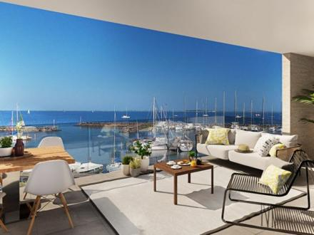 Appartement de luxe à vendre MARSEILLAN, 107 m², 3 Chambres