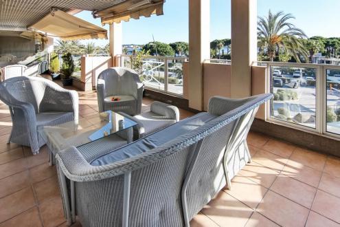 Luxus-Wohnung zu verkaufen LE GOLFE JUAN, 97 m², 3 Schlafzimmer, 1195000€