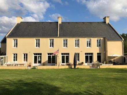 Luxus-Haus zu verkaufen PORT EN BESSIN HUPPAIN, 507 m², 9 Schlafzimmer, 954000€