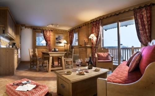 Appartement de luxe à louer LA PLAGNE, 125 m², 5 Chambres,
