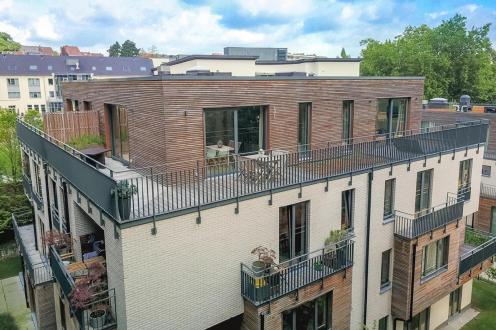 Luxury Apartment for sale BRUSSELS, 180 m², 4 Bedrooms
