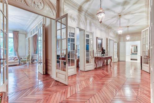 Luxus-Wohnung zu vermieten PARIS 16E, 4 Schlafzimmer, 18000€/monat