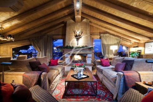 Chalet de luxe à louer COURCHEVEL, 205 m², 4 Chambres