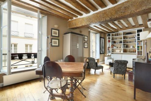 Appartement de luxe à vendre PARIS 7E, 45 m², 1 Chambres