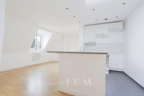 Luxus-Wohnung zu verkaufen PARIS 16E, 50 m², 1 Schlafzimmer