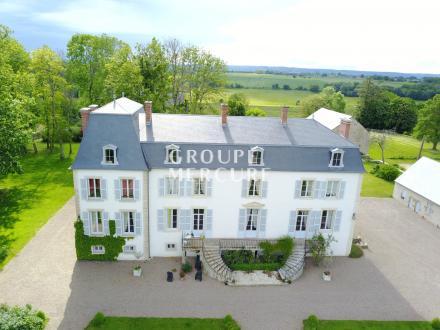 Château / Manoir de luxe à vendre NEVERS, 450 m², 6 Chambres, 795000€
