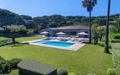 Casa di lusso in affito SAINT TROPEZ, 300 m², 6 Camere,