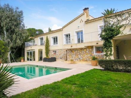 Luxus-Villa zu verkaufen CANNES, 200 m², 1590000€
