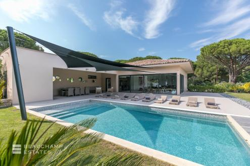 Luxus-Haus zu vermieten RAMATUELLE, 265 m², 5 Schlafzimmer,