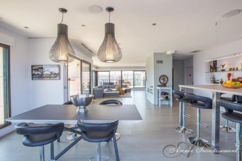 Luxus-Wohnung zu verkaufen LYON, 200 m², 3 Schlafzimmer