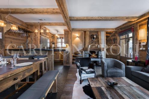 Casale di lusso in affito COURCHEVEL, 110 m², 3 Camere,