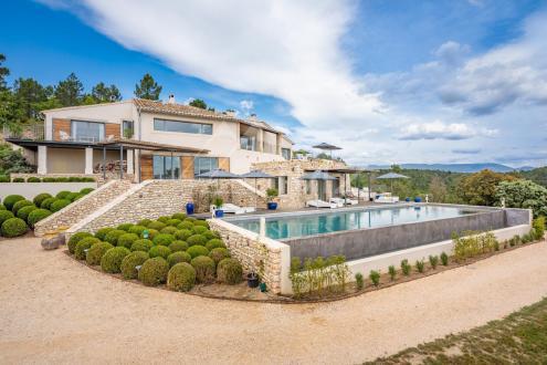 Maison de luxe à louer ROUSSILLON, 550 m², 7 Chambres,