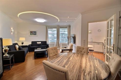 Luxus-Wohnung  zu vermieten PARIS 16E, 80 m², 2 Schlafzimmer