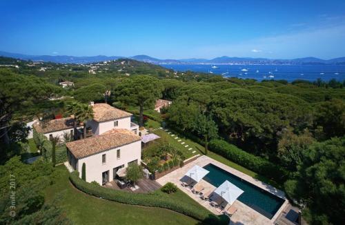 Luxus-Haus zu verkaufen SAINT TROPEZ, 360 m², 6 Schlafzimmer, 11000000€