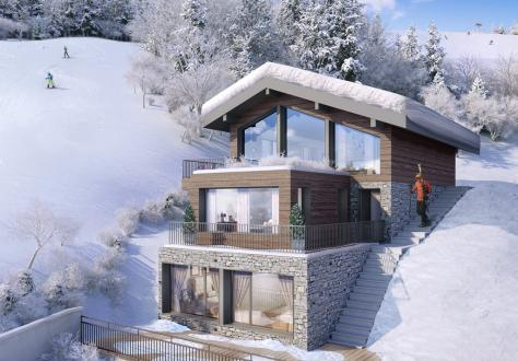 Luxury Chalet for sale COURCHEVEL, 223 m², 5 Bedrooms