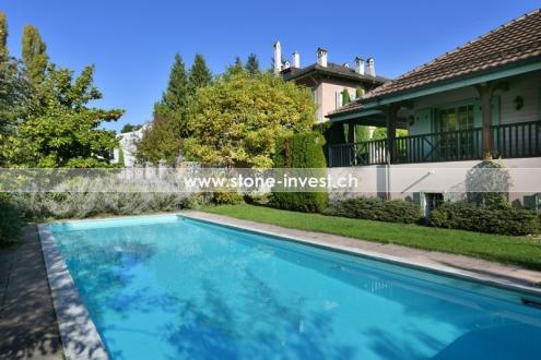 Maison de luxe à vendre Nyon, 620 m²
