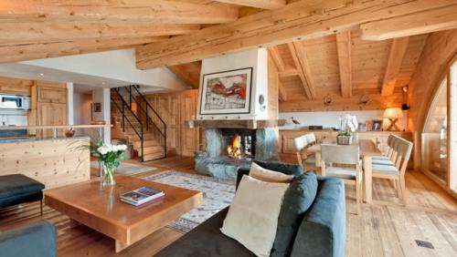 Luxury Apartment for rent Verbier, 210 m², 4 Bedrooms,