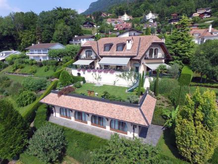 Maison de luxe à vendre Blonay, 500 m², 6 Chambres