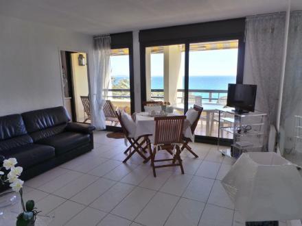 Квартира класса люкс в аренду Канны, 57 м², 2 Спальни