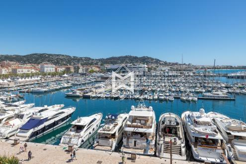 Luxury Apartment for sale CANNES, 201 m², 4 Bedrooms, € 6 500 000