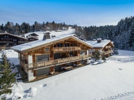 Luxury Apartment for rent MEGEVE, 110 m², 3 Bedrooms