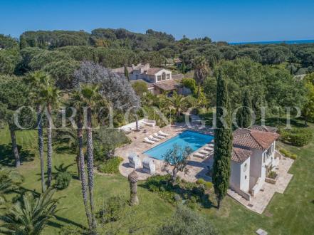Villa de luxe à vendre SAINT TROPEZ, 360 m², 6 Chambres, 7950000€