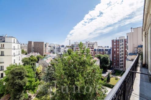 Luxus-Wohnung zu verkaufen PARIS 16E, 218 m², 5 Schlafzimmer