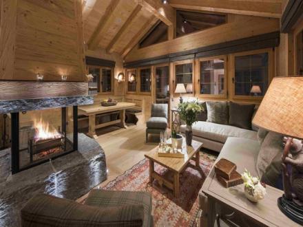 Chalet de luxe à louer Verbier, 900 m², 9 Chambres,