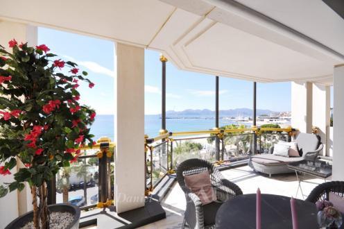 Appartement de luxe à vendre CANNES, 223 m², 3 Chambres, 11500000€