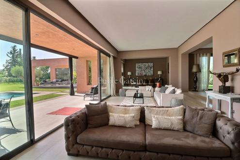 Villa de luxe à vendre MARRAKECH, 680 m², 5 Chambres