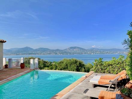 Luxus-Villa zu verkaufen GASSIN, 250 m², 5 Schlafzimmer, 3950000€