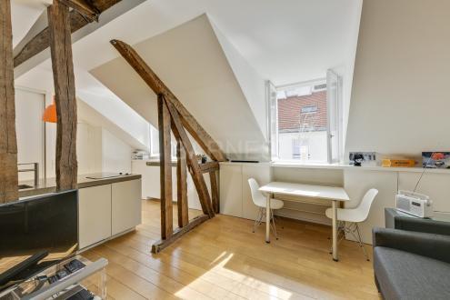 Appartement de luxe à vendre PARIS 6E, 35 m²