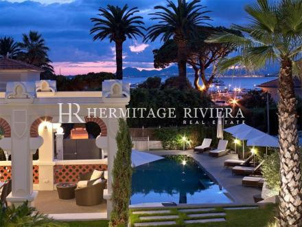 Luxury House for rent CAP D'ANTIBES, 420 m², 4 Bedrooms