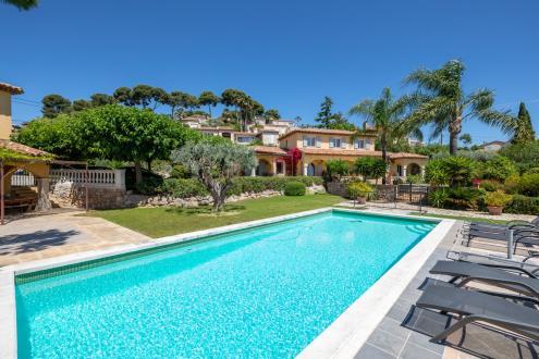 Luxus-Villa zu verkaufen ANTIBES, 300 m², 4 Schlafzimmer, 3500000€