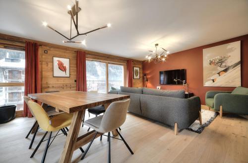 Appartamento di lusso in affito CHAMONIX MONT BLANC, 82 m², 3 Camere,