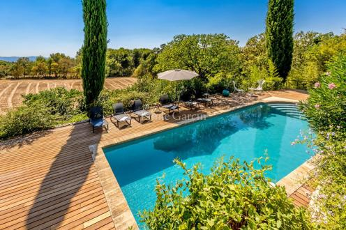 Luxury House for rent AIX EN PROVENCE, 400 m², 6 Bedrooms