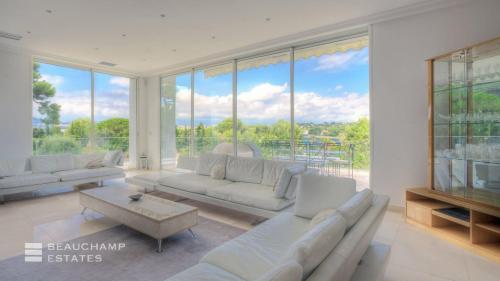 Luxury House for rent CAP D'ANTIBES, 6 Bedrooms,
