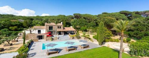 Casa di lusso in affito SAINT TROPEZ, 470 m², 5 Camere
