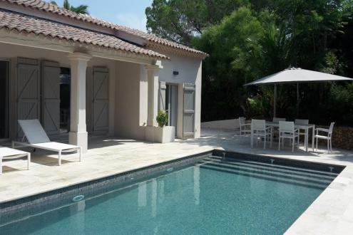 Luxury House for rent RAMATUELLE, 4 Bedrooms,
