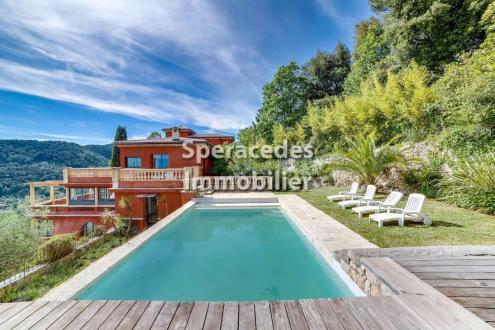 Luxus-Liegenschaft zu verkaufen GRASSE, 500 m², 6 Schlafzimmer, 1650000€