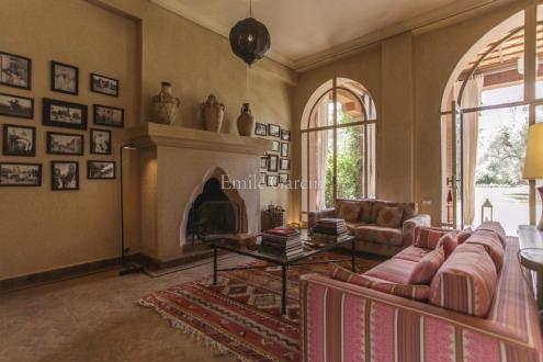 Luxus-Liegenschaft zu verkaufen MARRAKECH, 400 m², 5 Schlafzimmer