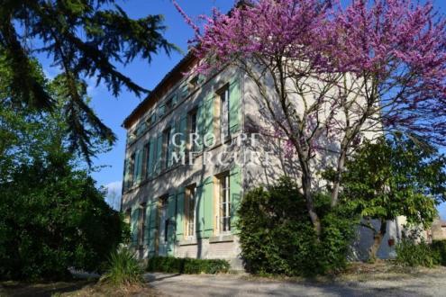 Maison de luxe à vendre AIGUILLON, 860 m², 14 Chambres