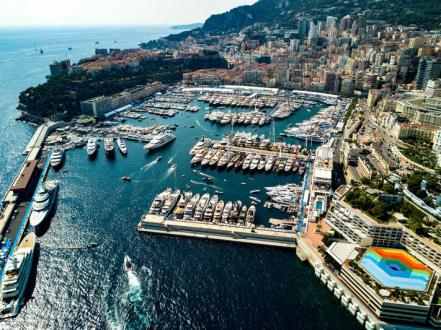 Luxury Apartment for sale Monaco, 73 m², €1930000