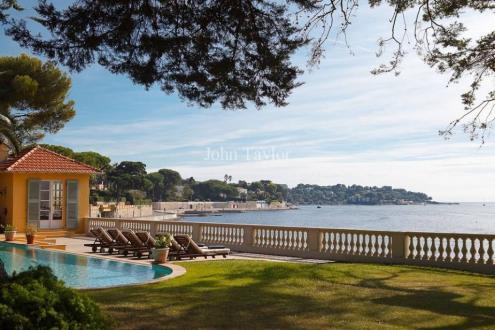 Luxury House for rent CAP D'ANTIBES, 500 m², 5 Bedrooms