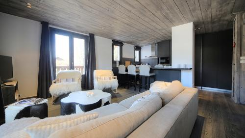 Luxury Apartment for rent MEGEVE, 1 m², 3 Bedrooms,