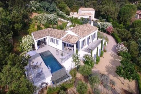 Luxury Villa for sale LA CROIX VALMER, 250 m², 4 Bedrooms, €1780000